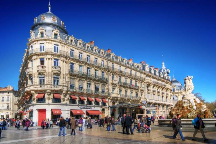 Hotel Grand Midi Montpellier