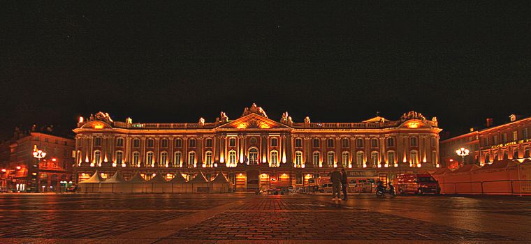 Toulouse (source Wikimedias Commons)