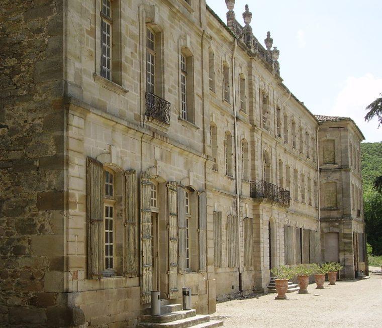 le château de cassan