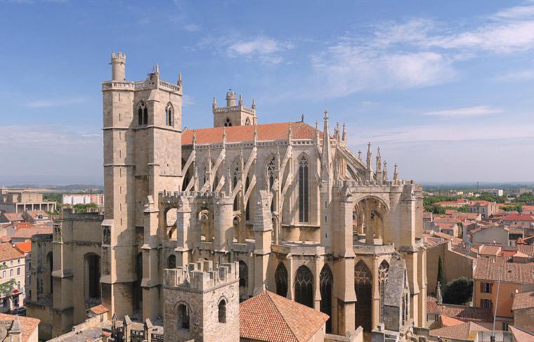 Cathédrale Saint Just et Saint Pasteur de Narbonne