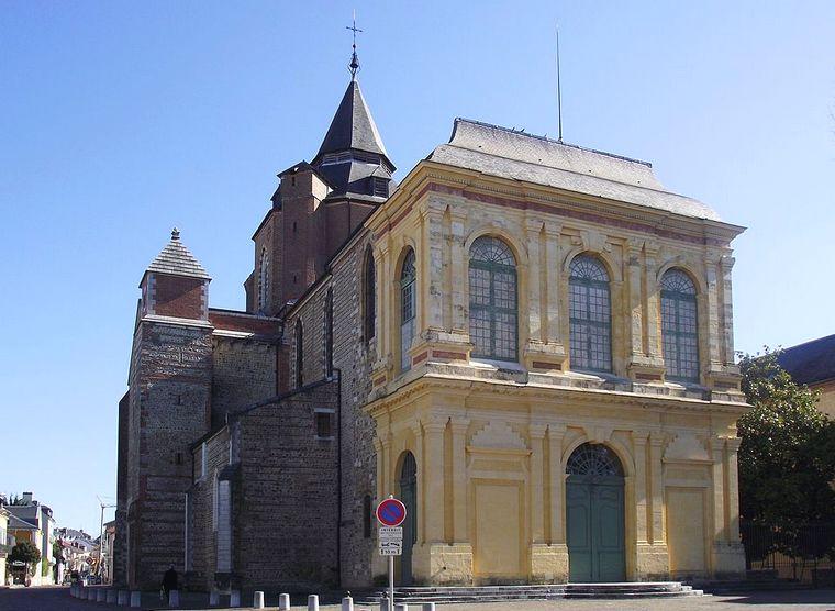 cathédrale notre dame de la sede de Tarbes