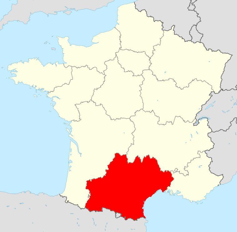 Développement touristique Languedoc-Roussillon, Midi-Pyrénées