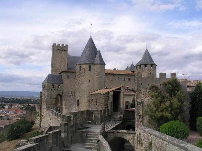 le cœur de la cité médiévale