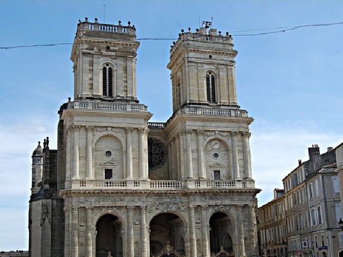Cathédrale Sainte Marie d'Auch