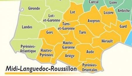 Midi LanguedocRoussillon