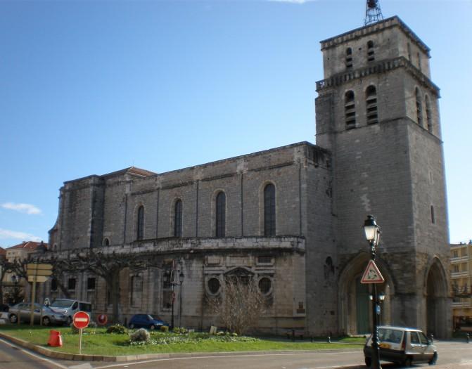 Cathédrale Saint Jean Baptiste de Alès