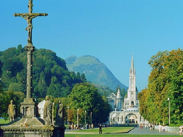 Patrimoine religieux de la ville de Lourdes