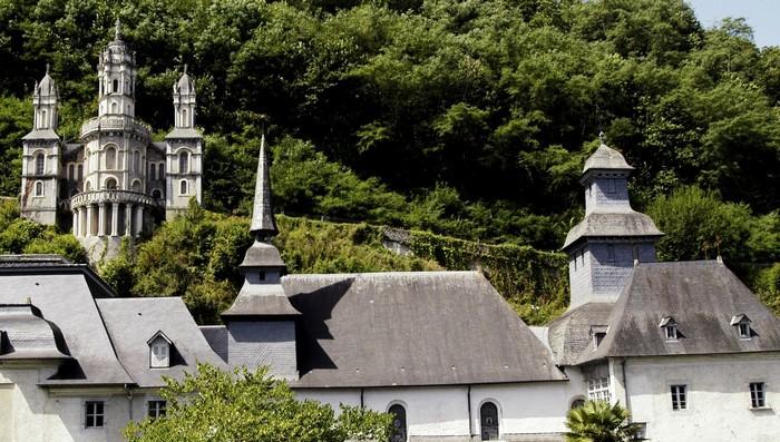 lieu de culte à Lourdes