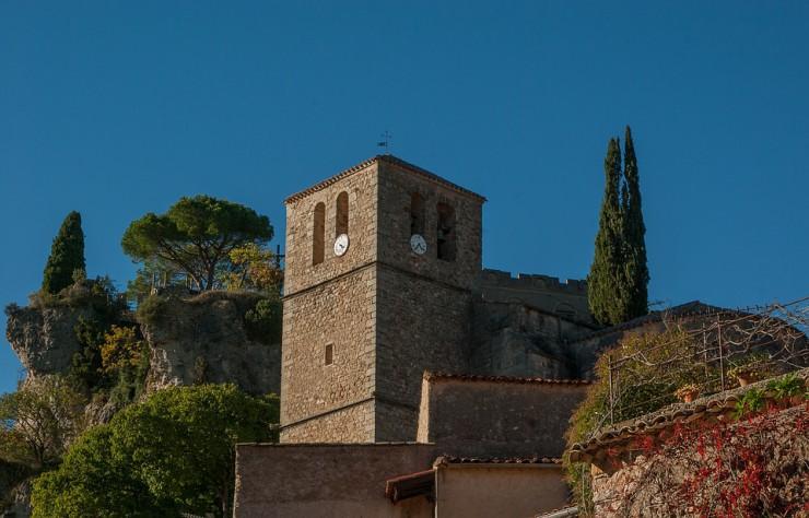 Village de l'Hérault