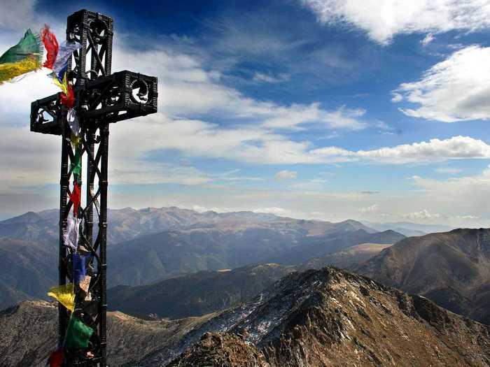 Ascension du Pic du Canigo