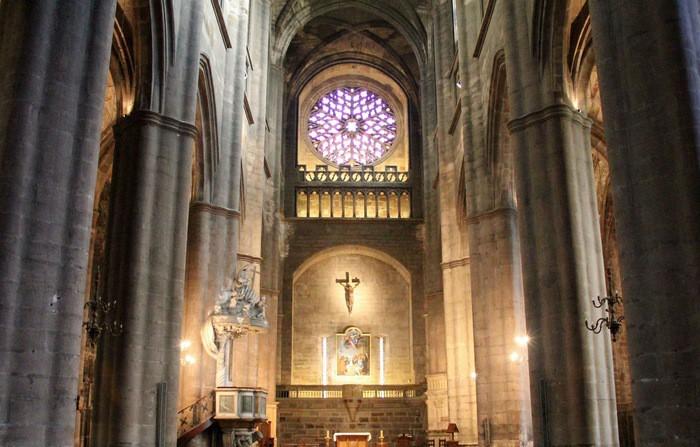 Cœur de la cathédrale